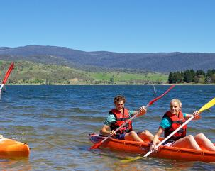 CONFERENCING IN JINDABYNE - ANCOLD DAM OPERATORS FORUM 2017