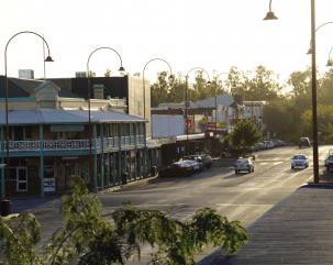 Dubbo Streetscape, Gecko Photographics