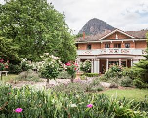 The Glen Davis Boutique Hotel