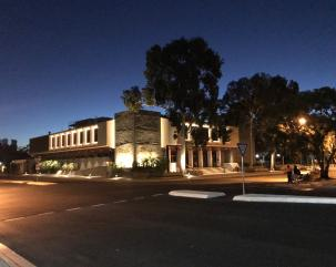 Broken Hill Civic Centre - External Night.jpeg