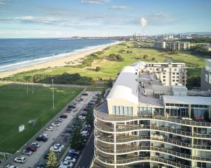 Sage Wollongong - Aerial of location 2