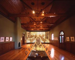 School of Arts_Banquet Hall_Long Table_Museum