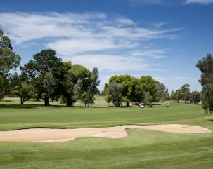 Tocumwal Golf Course 3