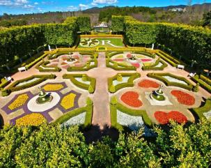 Border Garden at Hunter Valley Gardens