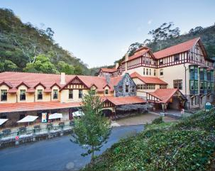 Jenolan Caves House historic hotel
