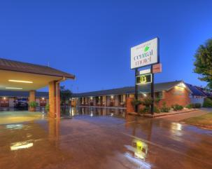 Moama Central Motel hero