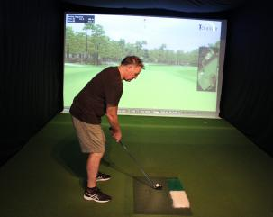 Slice Virtual Golf Newcastle hero