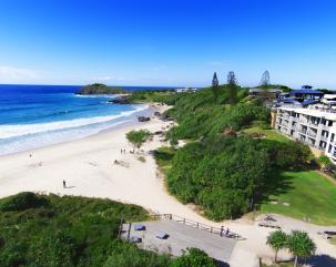 The Beach Resort Cabarita hero
