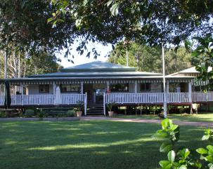 Bangalow Heritage House Museum & Cafe hero