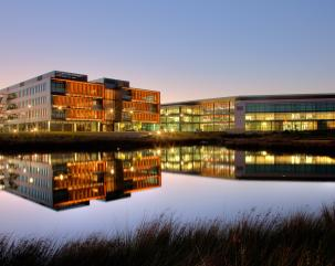 The University of Wollongong + Innovation Campus hero