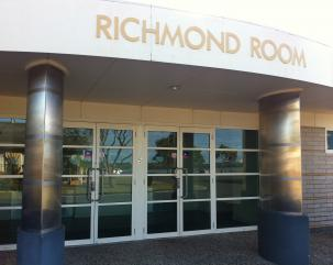 The Richmond room  hero