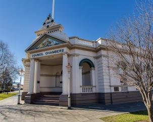 Museum of the Riverina Historic Council Chambers Site hero